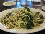 Spaghetti Aglio, Olio and Peperonicino