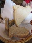 Homemade Bread at the Irish Rover, Louisville, Kentucky
