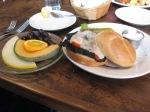 Portabella Sandwich at the Irish Rover, Louisville, Kentucky
