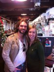 Bo Bice and my sister at The Depot