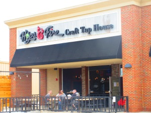 Hops & Fire: Craft Tap House, Greenwood, Indiana
