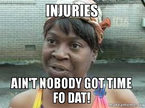 notimeforinjuries