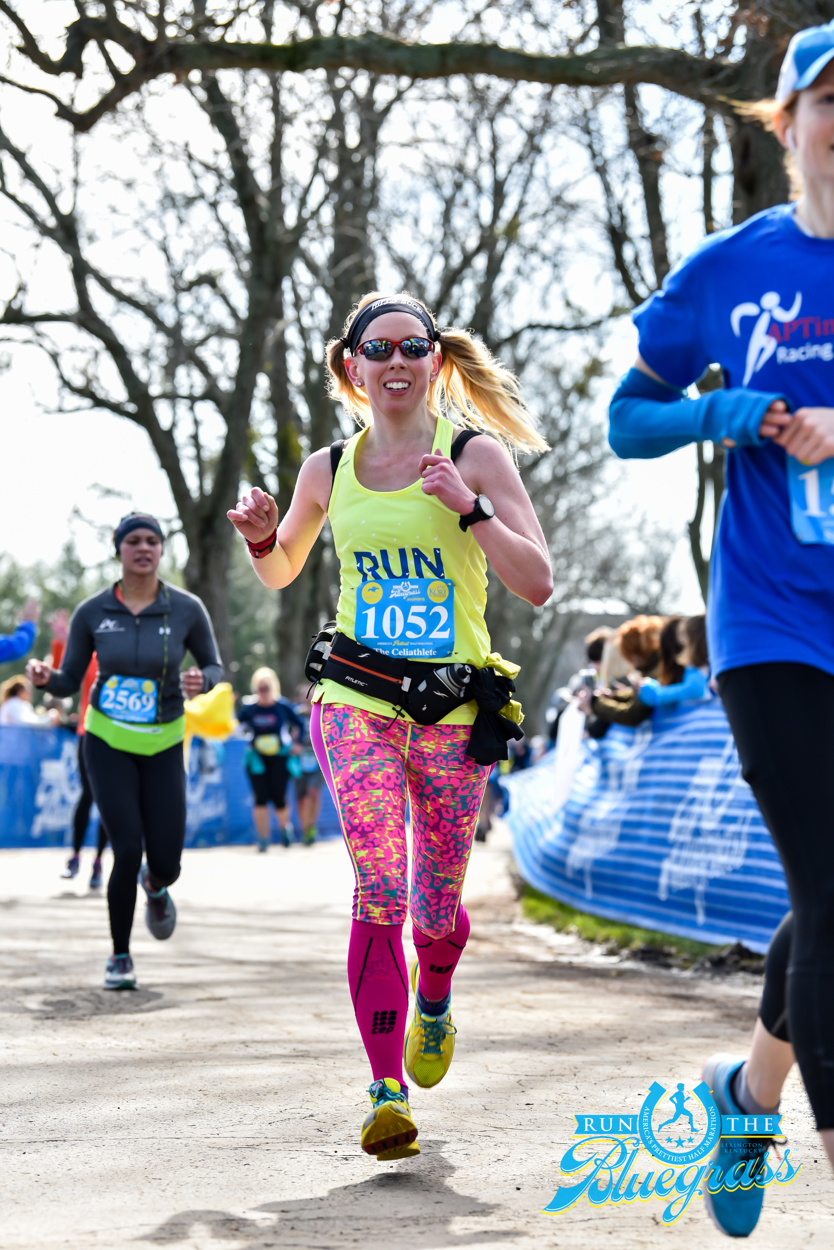 Run The Bluegrass Half Marathon - Lexington, KY (March 31