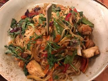 Gluten Free Perkins Thai Noodles