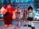 Ralph, Cathy, Me & Vanellope